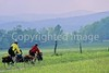 B tn cadescove 30 - ORps - 72 dpi - Touring cyclists in Cades Cove in Great Smoky Mountains National Park on the Tennessee-North Carolina border