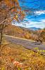 TransAm & Bike Route 76 riders on Blue Ridge Parkway, VA - C3-0086 - 72 ppi-2