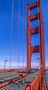 Biker commuting across Golden Gate Bridge in California - 3-Edit - 72 ppi_