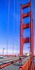 Biker commuting across Golden Gate Bridge in California - 11-Edit - 72 ppi