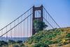 Mountain biker above Slide Ranch in Golden Gate National Recreation Area in California - bridge in view - 8-Edit-Edit-Edit - 72 ppi