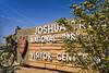 Mountain biker at Joshua Tree National Park in California - 25 - 72 ppi