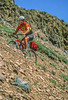 Mountain bikers on Nevada's Flume Trail at Lake Tahoe - 6 - 72 ppi - final