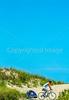 Biker(s) near Race Point Beach in Cape Cod Nat'l Seashore, MA - C1 -0074 - 72 ppi-2