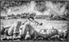 Battle of Pilot Knob, Missouri - 150th Anniversary - C1- 0954 bwt - 72 ppi