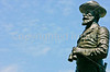 Statue in Antietam National Battlefield in Maryland-D5C1--0153 - 72 ppi