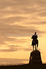 Civil War statue at Gettysburg National Military Park, Pennsylvania-M1--0082 - 72 ppi