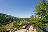 Hikers on Maryland Heights in Harpers Ferry NHP in Maryland & West Virginia-D3C2--0185 - 72 ppi