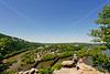 Hikers on Maryland Heights in Harpers Ferry NHP in Maryland & West Virginia-D3C2--0204 - 72 ppi