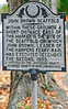 Site of John Brown's hanging in Charles Town, West Virginia -2099 - 72 ppi