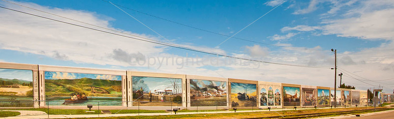 Vicksburg, Mississippi - flood wall mural by Robert Dafford-18 - 72 ppii