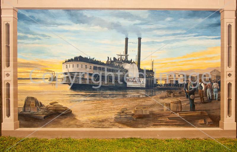 Vicksburg, Mississippi - flood wall mural by Robert Dafford-20 - 72 ppii