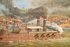 Vicksburg, Mississippi - flood wall mural by Robert Dafford - D3-C3-0030 - 72 ppi