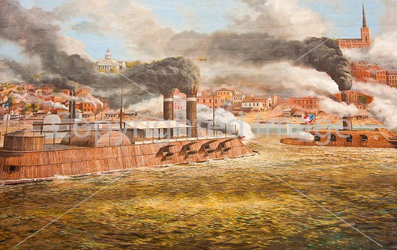 Vicksburg, Mississippi - flood wall mural by Robert Dafford-22 - 72 ppii