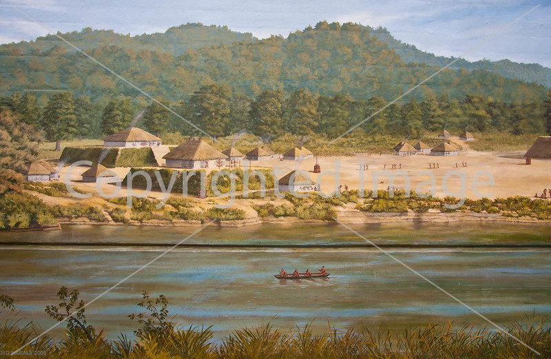 Vicksburg, Mississippi - flood wall mural by Robert Dafford-17 - 72 ppii