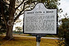 Historical markers on Louisiana side of Grant's campaign route to Vicksburg,  MS - D3-C3-0083 - 72 ppi