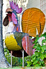 Yard art in Vicksburg, Mississippi - D4-C3-0132 - 72 ppi