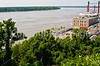 High water at Vicksburg, MS, waterfront - D1-C3-0212 - 72 ppi
