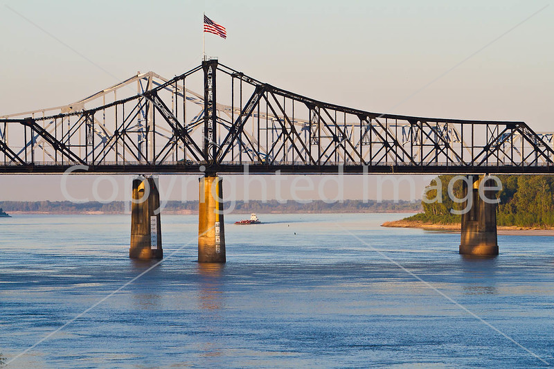 I-20 Bridge from Vicksburg, MS, to Louisiana - D1-C1-0003 - 72 ppi