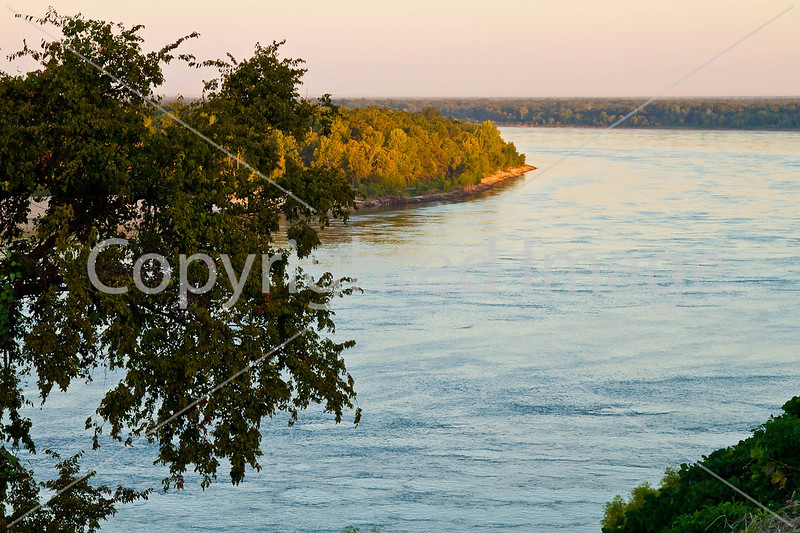 Mississippi River at I-20 bridge from Vicksburg, MS, to Louisiana D1-C3 0013 - 72 ppi