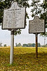 Historical markers on Louisiana side of Grant's campaign route to Vicksburg,  MS - D3-C3-0053 - 72 ppi