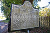 Historical marker on edge of Port Gibson, Mississippi - D5 - C2-0126 - 72 ppi