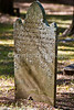 Gravestones at Grand Gulf Military Park near Port Gibson, Mississippi - D5 -C1-0047 - 72 ppi