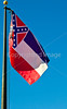 Mississippi state flag in Vicksburg, MS - D1-C3-0042 - 72 ppi