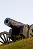 Cannon overlooking Mississippi River near I-20 bridge at Vicksburg, MS - D1-C3-0010 - 72 ppi