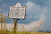 Historical markers on Louisiana side of Grant's campaign route to Vicksburg,  MS - D3-C3-0042 - 72 ppi