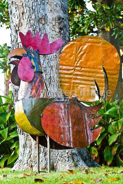 Lawn art in Vicksburg, MS - D4-C1-0051 - 72 ppi