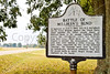 Milliken's Bend sign in Louisiana, near Vicksburg, MS - D3-C3-0049 - 72 ppi