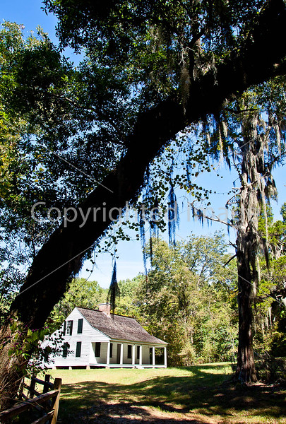 Shaifer House & plaques on Grant's path to Port Gibson, MS - D6 - C2-0102 - 72 ppi