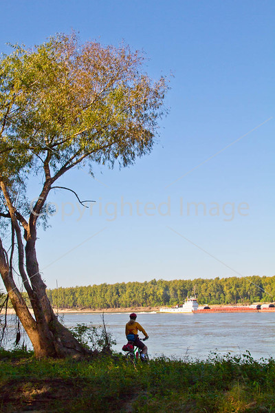 Mississippi River view from Grand Gulf Military Park, MS - D1-C3 -0060 - 72 ppi