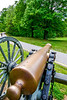 Thin-tire cyclist at Fort Pillow State Historic Area in Tennessee-0089 - 72 ppi