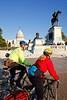 Bikers at General Grant Memorial in DC - 72 dpi -2054