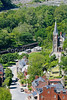 Cyclists in Harpers Ferry, West Virginia-D3C1--0039 - 72 ppi
