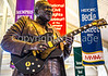 B B  King statue in Welcome Center in Memphis, TN; riverfront - C2-0142 - 72 ppi