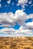 New Mexico - Fort Craig Nat'l Historic Site, south of Socorro - D6-C3-0233 - 72 ppi