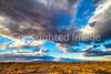New Mexico - Landscape near Fort Craig Nat'l Historic Site, south of Socorro - D6-C2-0097 - 72 ppi
