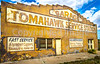 New Mexico - Old service station in town of Mountainair - D5-C2 -0271 - 72 ppi