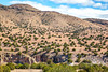 New Mexico - Scenery along NM 107 - Sibley's retreat route around Fort Craig - D7-C3-0014 - 72 ppi