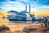 Sultana steamboat mural on floodwall at Vicksburg, MS - 72 ppi-2-2