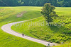 Cyclist in Vicksburg Nat'l Military Park, MS - D2-C3-0004 - 72 ppi