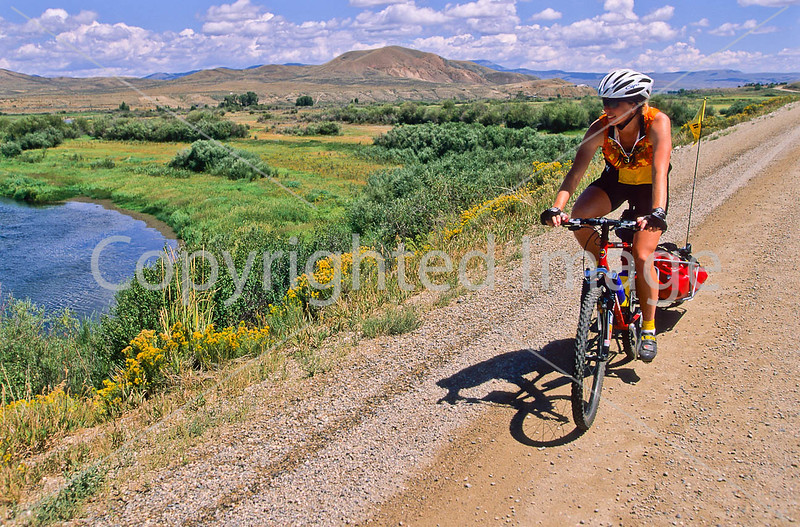 Tourer on Great Divide & Great Parks South Trails near Kremmling, Colorado - 38 - 72 ppi