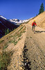 Colorado's  Alpine Loop, San Juan Mts , Silverton to Ophir Pass - 4 - 72 ppi