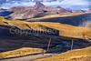 Mountain biker on Colorado's Alpine Loop - Lake City to Engineer Pass in San Juan Mts  - 31 - 72 ppi