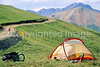 Tourer near Red Mt  Pass between Silverton & Ouray, Colorado - 2 - 72 ppi
