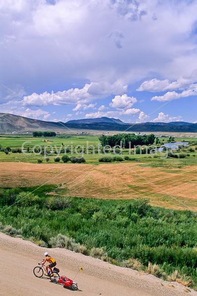 Tourer on Great Divide & Great Parks South Trails near Kremmling, Colorado - 18 - 72 ppi