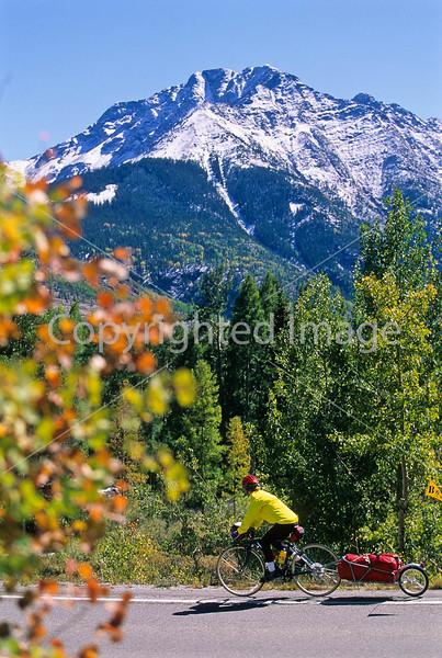Tourer near Molas Pass between Silverton & Durango, Colorado - 6 - 72 ppi